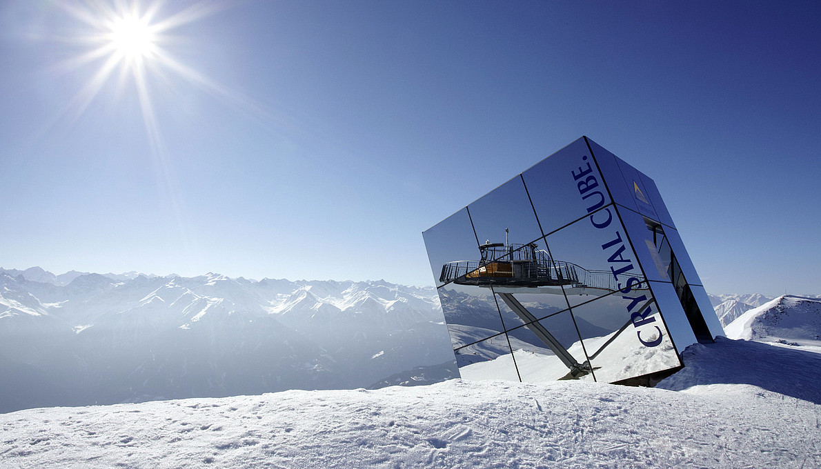 Winterurlaub in Fiss in Tirol