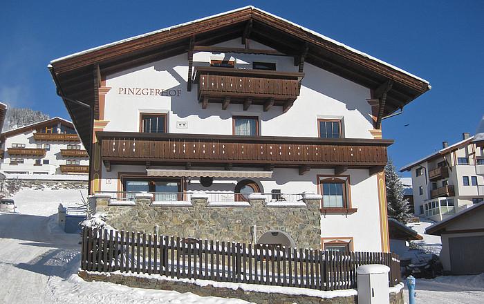 Pinzgerhof im Winter