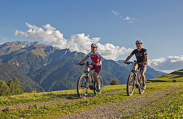 Mountainbiken in Serfaus-Fiss-Ladis