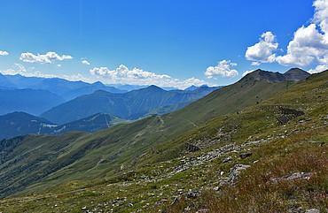 Bergpanorama Schönjoch