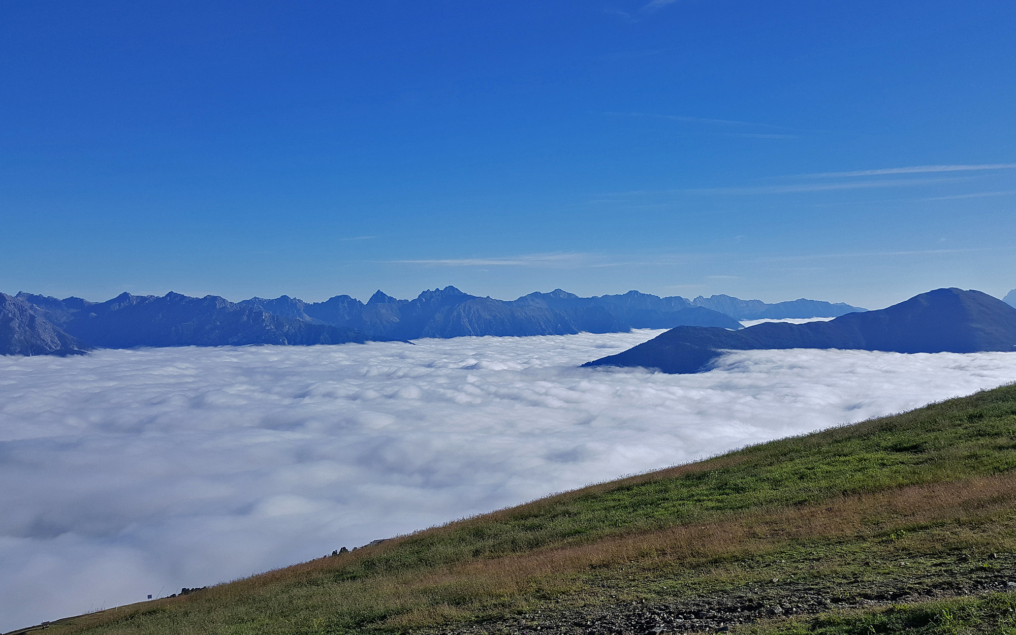 Sommer in Fiss in Tirol |