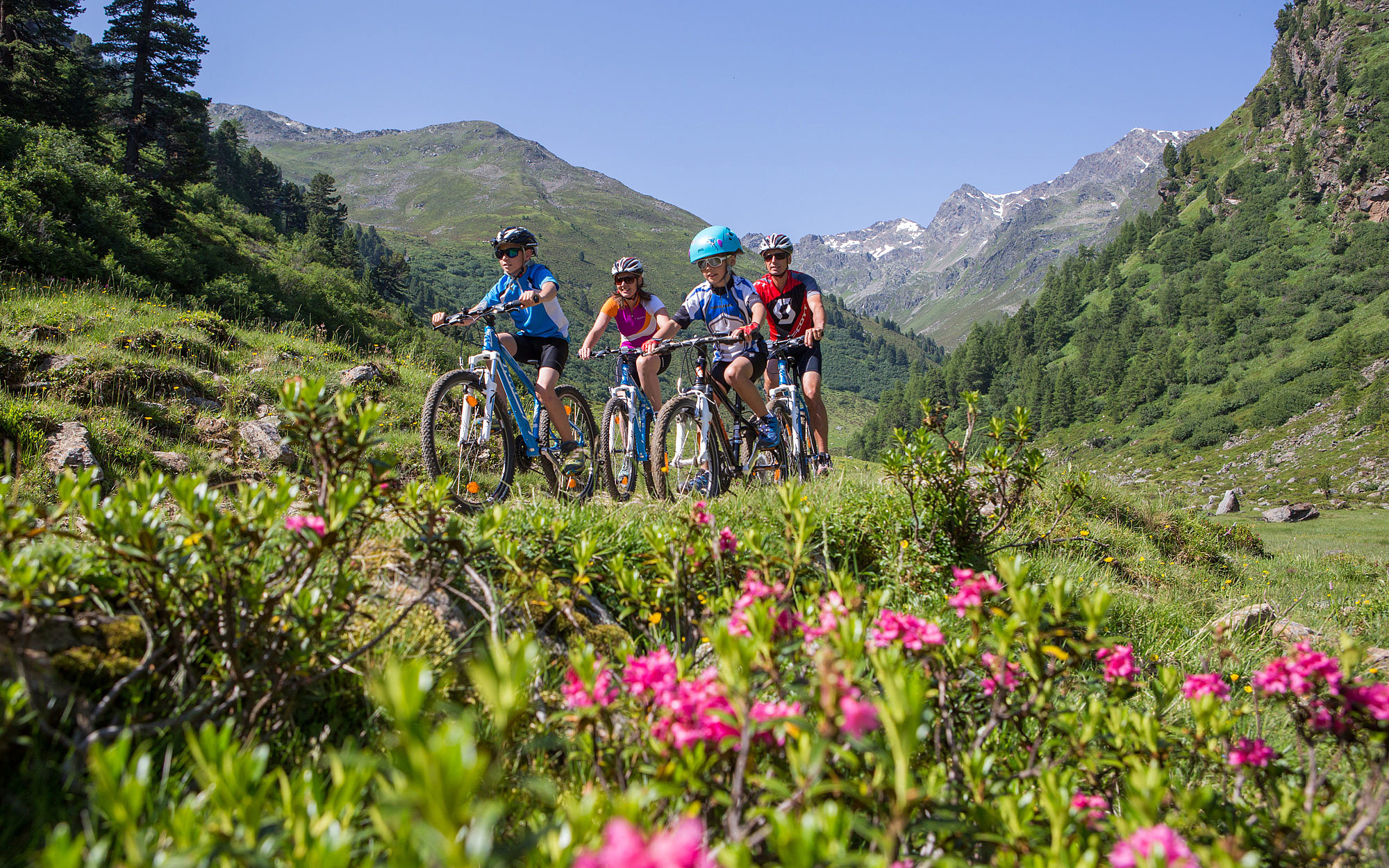 Mountainbiken in Serfaus-Fiss-Ladis |