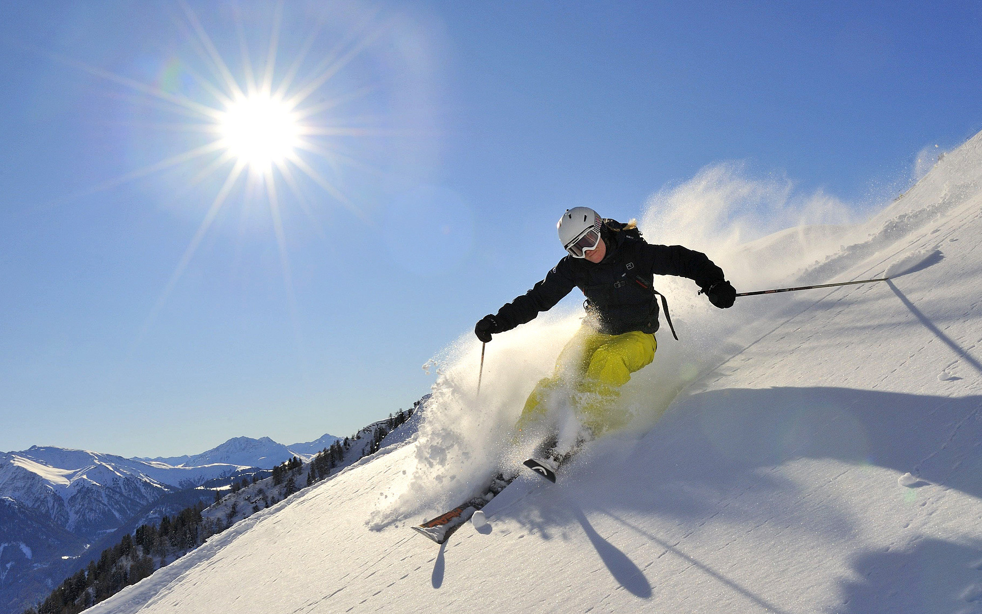 Skifahren in Tirols Skidimension Serfaus-Fiss-Ladis |