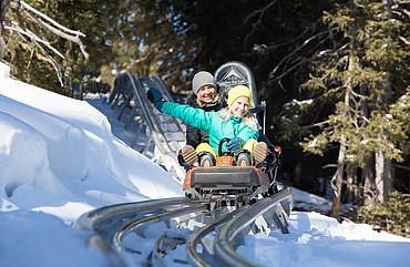 Familien Coaster Schneisenfeger Serfaus