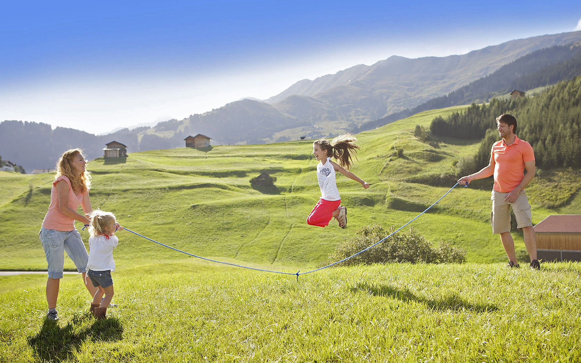 Familienurlaub in Fiss in Tirol |